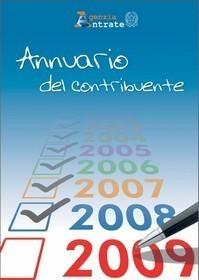 Annuario del contribuente 2009
